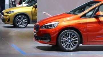BMW at Geneva 2018