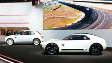 Electric Hondas at Geneva 2018