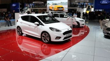 Ford Fiesta in Geneva 2018