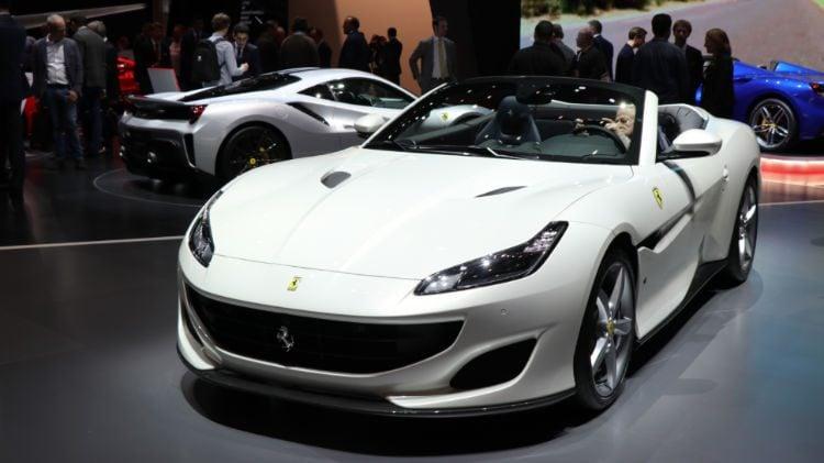 Ferrari Portofino at Geneva 2018