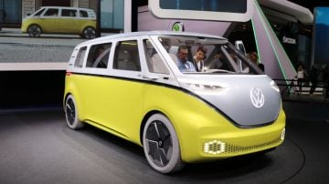 VW ID Buzz