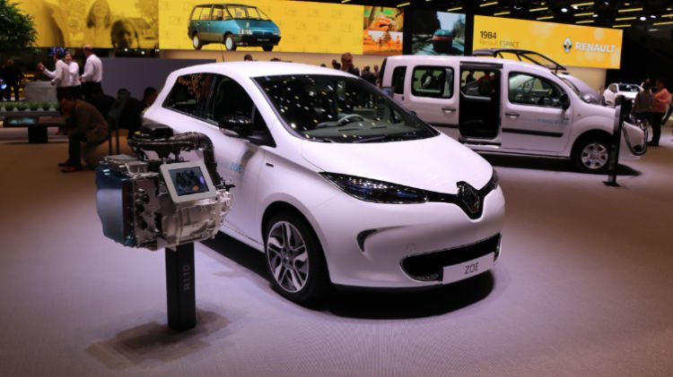 December 2018 Renault Was The Top Ing Electric Car Brand In Germany Followed By Volkswagen Audi Surprising Third Largest Carmaker