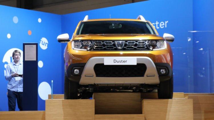 Dacia Duster Geneva