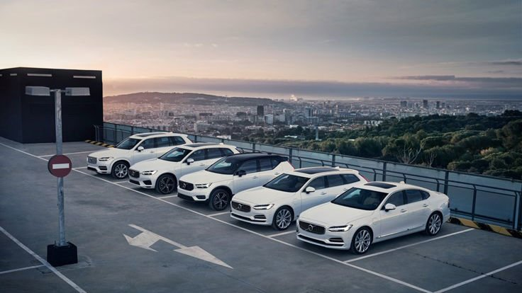 2018 (Full Year) Global: Volvo Worldwide Car Sales - Car Sales