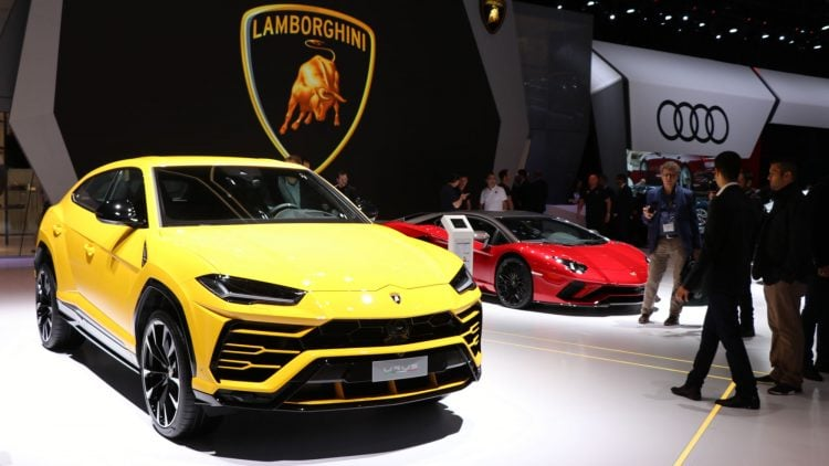 Lamborghini Urus Geneva Auto Salon 2019