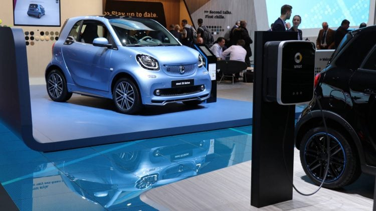 European New Electric Car Market In 2018 Q1 Q4