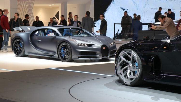 Bugatti Veyron Geneva 2019