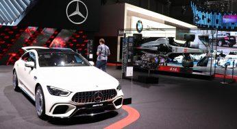 2018 Global: Mercedes-Benz Worldwide Sales - Car Sales