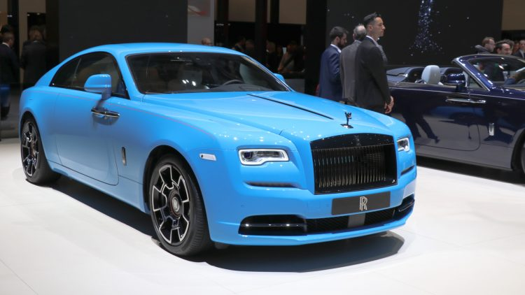 Rolls Royce Coupe
