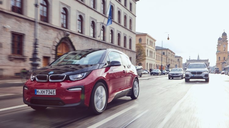 BMW Electric Car Sales Worldwide and Forecast