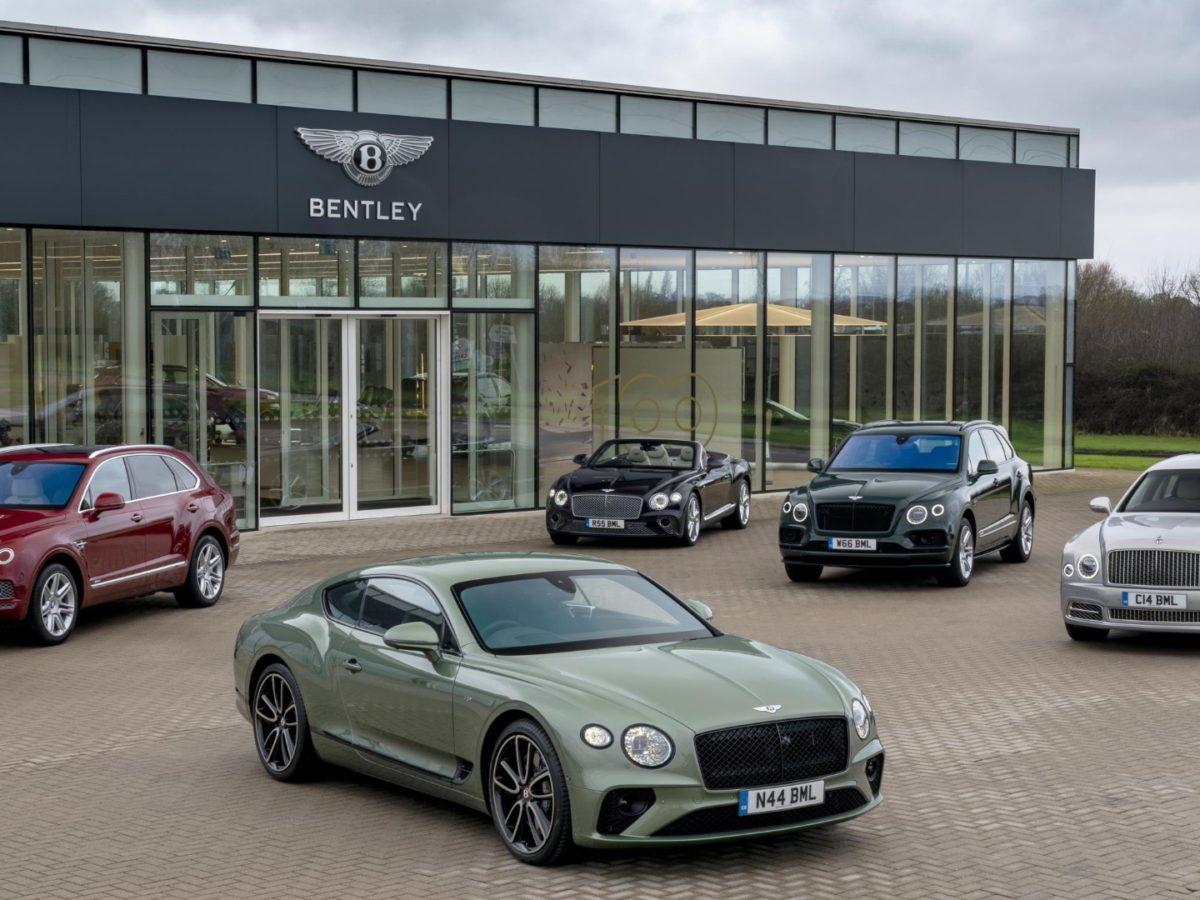 2019 Full Year Global Bentley Sales Worldwide Car Sales Statistics