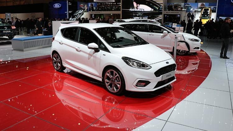 In 2019, the Ford Fiesta was again the best-selling car model in Britain
