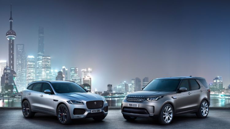 Jaguar Land Rover USA 2019