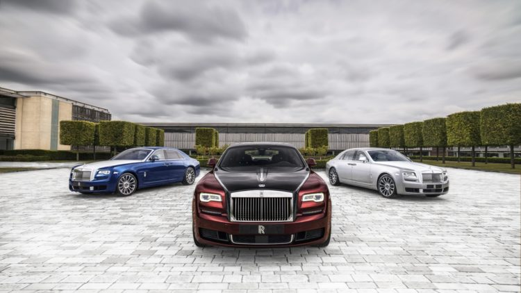 In 2019, Rolls-Royce sales worldwide increased by a quarter to a new record 5,152 motor cars.