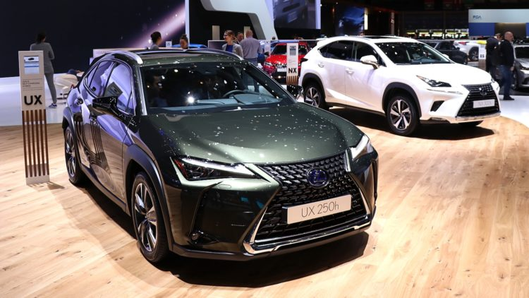 Lexus increased car sales in Germany during the first quarter of 2020 by 50%