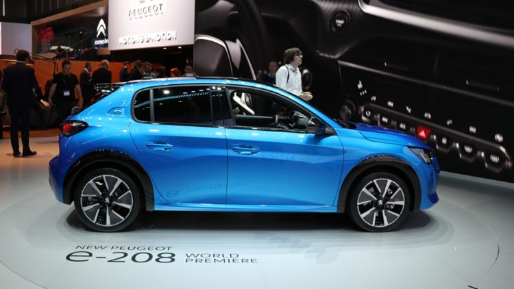 The Peugeot 208 was the top-selling car model in France during the first three months of 2020. It was the first time in years that the Renault Clio was not the favorite car model of the French in Q1.