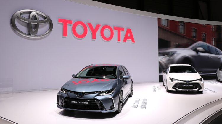 Toyota Corolla was the top-selling car model in japan during the first quarter of 2020.