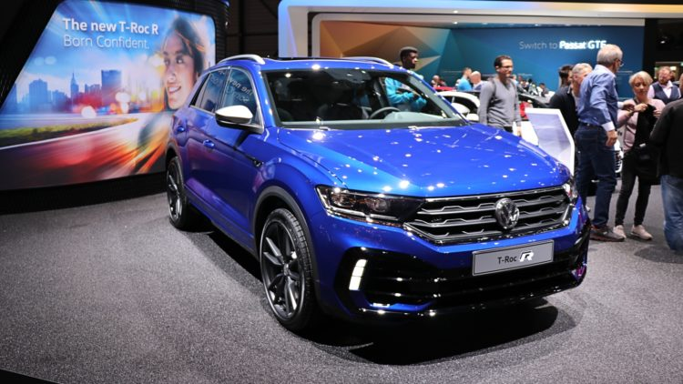 Volkswagen was the best-selling car brand in Britain during 2020 Q1