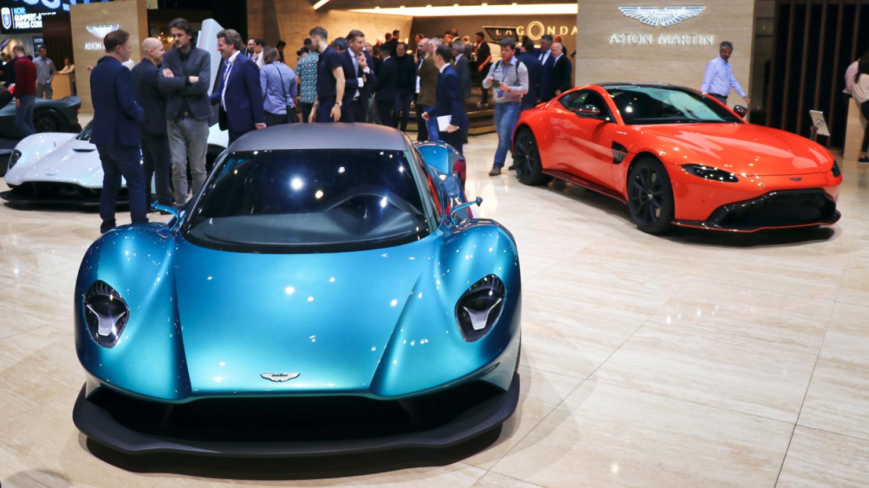 2020 April International Worldwide Car Sales Car Sales Statistics
