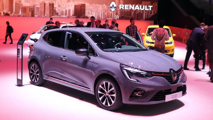 Renault Clio was the top-selling car model in Europe in May 2020.