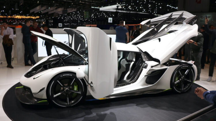 Koenigsegg Jesko. First Semester 2020: new car sales in the European Union, UK, and EFTA countries contacted by 40%