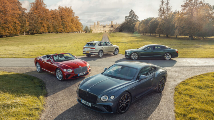 Full-year 2020 was the most successful year in Bentley's 101-year history when a record 11,206 Bentley cars were sold worldwide.
