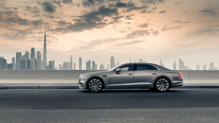 In 2020, Bentley sold a record 11,206 cars worldwide -- the highest global sales in the company's 101-year history.