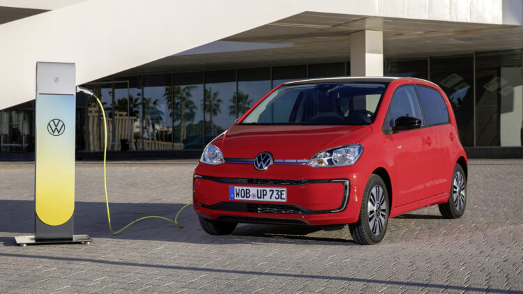 Volkswagen, Hyundai, and Tesla were the top-selling electric car brands in Germany during the first quarter of 2021 while the VW Up was the favorite BEV in Q1.